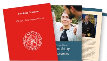 Tobacco Reports from Surgeon General